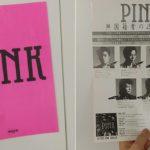 PINKとの出会い~それは1枚のチラシから始まった