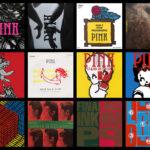 【追記あり】謎のツクイ・トシナオ氏~PINKのレコードジャケットデザイン